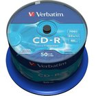 CD-R   VERBATIM/50ks  52x Extra,cake box